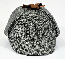 DETECTIVE SHERLOCK HOLMES DEERSTALKER COSPLAY HAT; AS SEE ON BBC UNISEX NEW