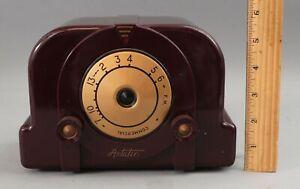 RARE Small Antique 1950 Astatic BT-2, Television & FM Radio Signal Booster NR