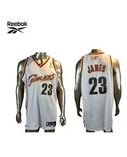 Lebron James Cleveland Cavaliers Cavs authentic NBA reebok jersey size 2XL