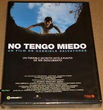 NO TENGO MIEDO / Io non ho paura - DVD R2 - Italiano Español - Precintada