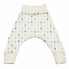 Organic Cotton Trousers & Shorts (0-24 Months) for Girls