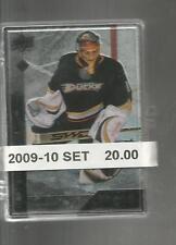 2009 10 UPPER DECK UD BLACK DIAMOND BASE SET (90 CARDS)  MINT