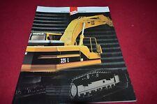 Caterpillar 325 Hydraulic Excavator Dealer's Brochure DCPA8 ver11