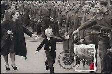 CANADA #2794.1 - FAMOUS WAIT FOR ME DADDY WWII IMAGE - BEAUTIFUL MAXICARD