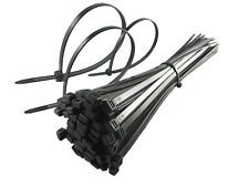 Cable Ties Nylon Zip Tie Wraps Strong Long All Sizes & Colours Upto 25% DISCOUNT