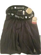 Reebok2: Men's Mesh Gym Shorts Workout Performance Basketball Shorts