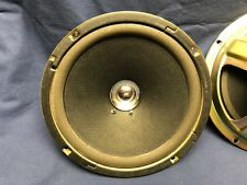 Audiotech 45 OHM 8 INCH Intercom Speaker USED