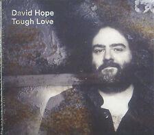 CD DAVID HOPE - tough love, dans emballage d'origine