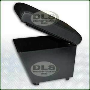 LAND ROVER FREELANDER 2 with Armrests - Cubby Box Eco Leather Black to`12(DA5109