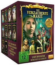 10 russische MÄRCHEN KLASSIKER Box ILJA MUROMEZ verzauberte Marie DVD Edition