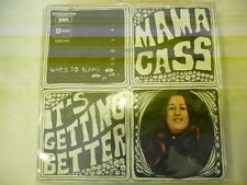 "MAMA CASS(MAMAS&PAPAS)""IT'S GETTING BETTER-disco 45 giri EMI Italy 1969"""