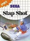 Slap Shot Sega Master Great Condition Rare Blue Label