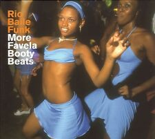 RIO BAILE FUNK-MORE FAVELA BOOTY BEATS  CD NEU DJ DENNIS/DJ ISAAC/MC CULA/+