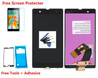 LCD Screen Touch Digitizer Assembly For Sony Xperia Z LT36i L36H C6602 C6603