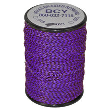 "Bohning #62 Braid .021"" Serving Thread Spool Purple #22708 Bow String"