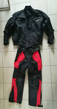 Men's MOTUS motorbike  jacket (S) and SKINTAN waterproof trousers (L) + lining