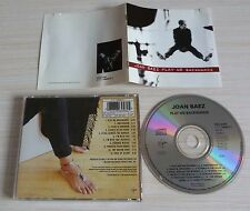 CD ALBUM PLAY ME BACKWARDS JOAN BAEZ 11 TITRES 1992