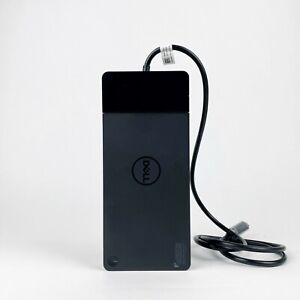 Dell WD19 USB Type-C Docking Station - Black K20A