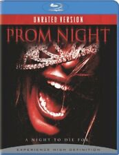 PROM NIGHT [UNRATED] BLU RAY Movie- Brand New & Sealed- Fast Ship! VG-106678
