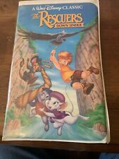 The Rescuers Down Under Black Diamond Series