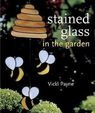 Stained Glass in the Garden, Payne, Vicki, Acceptable Book