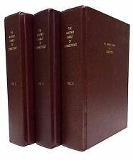 S. Whitney Phoenix - The Whitney Family of Connecticut - 3 Vols - Facsimile Ed