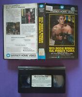 VHS Film Fantascienza 1975:OCCHI BIANCHI SUL PIANETA TERRA ex nolo no dvd (V186)