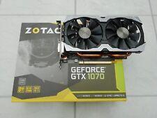 ZOTAC GeForce GTX 1070 Mini (8GB) Graphics Card PCI Express 3.0 DisplayPort HDMI