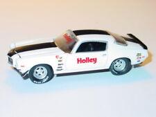 1971 71 CHEVROLET CHEVY CAMARO Z/28 COLLECTIBLE NHRA MUSCLE CAR -White w/Stripe