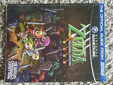 The Legend of Zelda Four Swords Adventure Strategy Guide With Poster