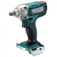Makita DTW190Z Impact Wrench Driver Work Bare Tool Compact Cordless Strap