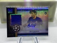 20-21 Museum Collection Rookie Patch Relic Auto /75 Billy Gilmour SP