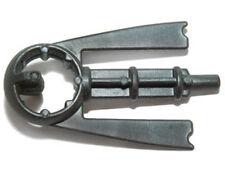 LEGO - Bionicle Weapon Mistika Nynrah Ghost Blaster Ammo - Pearl Dark Gray