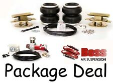 Dodge RAM 3500 2003 to 2017 Bag Air Suspension Leaf Assist LA34 & In Car Kit