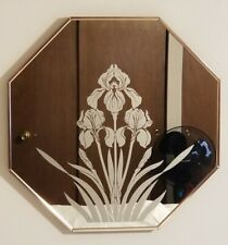 Etched Mirror Indiana Collectible Wall Hangings Mirrors For Sale Ebay