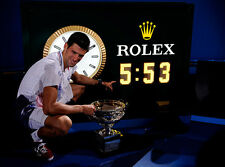 Novak Djokovic UNSIGNED photo - E131 - Multi Grand Slam winner - SALE!!!!!