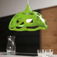 haute qualité Lampe Suspendue Vert Abat-jour ajourés La vie Chambre Table