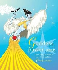 GODDESS POWER PACK: LEARN HOW TO UNLEASH YOUR INNER GODDESS By Cordelia NEW