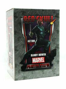 RED SKULL ACTION statue~Bowen Designs~Captain America~Avengers~figure Marvel toy