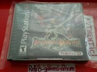 Dragon Valor Sony Playstation 1 AUTHENTIC PS1 RPG Game OEM Actual pic Fast ship.