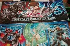 Yu-Gi-Oh! > Spielbrett, Playmat, Spielmatte aus Legendary Collection Kaiba LCKC