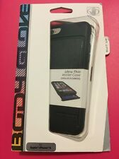 Body Glove Ultra Thin Wallet Case For iPhone 6/6s - Black - NEW