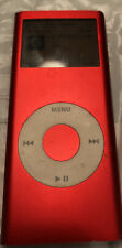 Apple iPod Nano 2nd Generation - A1199 - Product Red Special Edition (4Gb)
