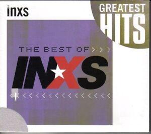 INXS / GREATEST HITS - US IMPORT  * NEW CD 2002 * NEU *