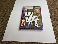 Just Dance 4 (Microsoft Xbox 360, 2012)