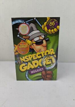 Inspector Gadget Megaset DVD 12 Discs  New