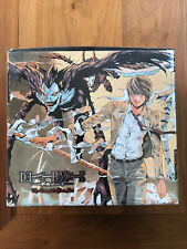 More details for death note complete manga box set volumes 1-13 (new & sealed)