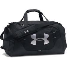 Under Armour UA Undeniable MEDIUM  Duffel I Holdall Gym Training  Bag BLACK