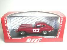 Best Model Bt9367 Jaguar e Coupe' N.122 Targa Florio 1963 Ravetto-bagg 2119834