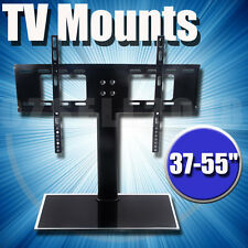 "37""-55"" TV Desktop Support Stand Bracket Mount LCD Plasma LED TV Screen"